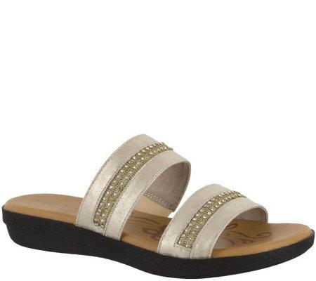 Easy Street Slide Sandals Dionne