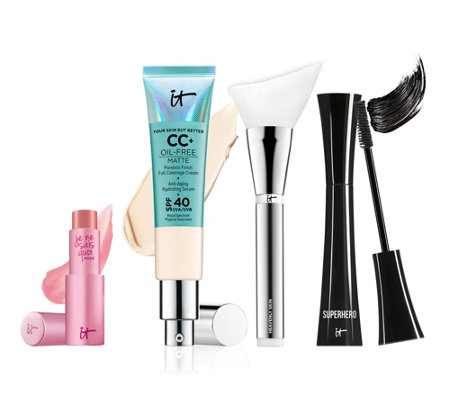 IT Cosmetics IT's Your Summer Essentials 4-Pc Auto-Delivery