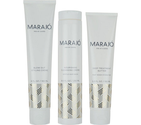 Marajo Nourishing Cleansing & Treatment System