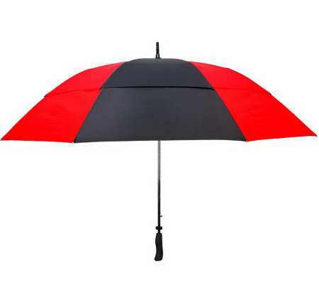 Leighton Windefyer Automatic Open Double CanopyGolf Umbrella