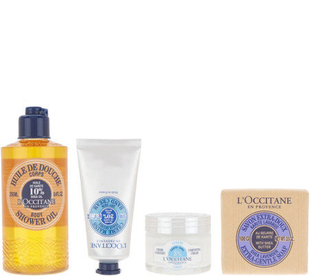 L'Occitane Shea Butter Ultimate Skin Collection