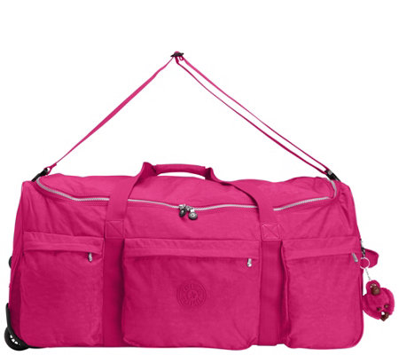 Kipling Nylon Large Wheeled Luggage - DiscoverL