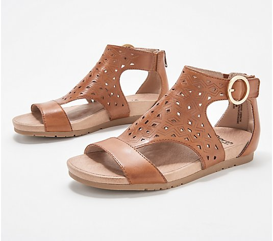 Earth Leather Sandals -Linden Lebanon