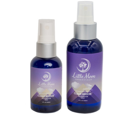 Little Moon Essentials Clear Breeze All-Purpose Mist Duo