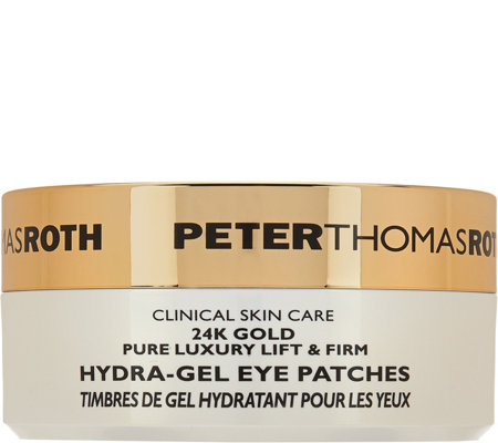 Peter Thomas Roth Hydra-Gel 24K Gold Eye Patches