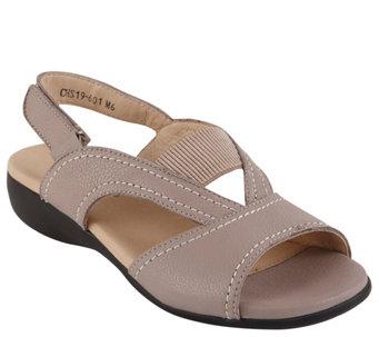 04241f2fd62 David Tate Comfort Unit Slingback Sandals - Swish - A424370