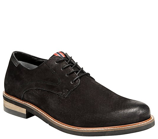 Dr. Scholl's Men's Elevated Leather Oxfords - Weekly
