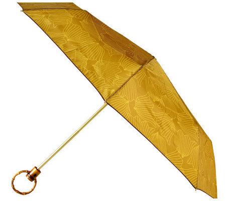 Leighton Panda Manual Open Platinum Umbrella
