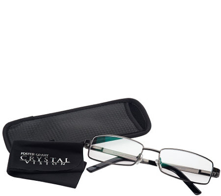 Foster Grant Crystal Vision Readers