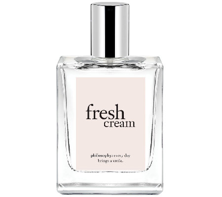 philosophy fresh cream supersize edt spray