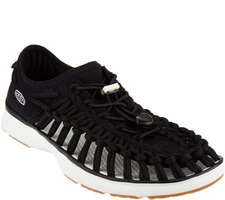 Keen Corded Slip On Shoes Uneek 02