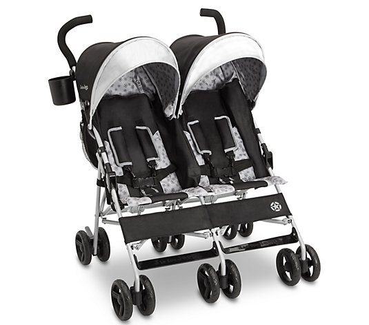 Jeep Scout Double Stroller by Delta Children