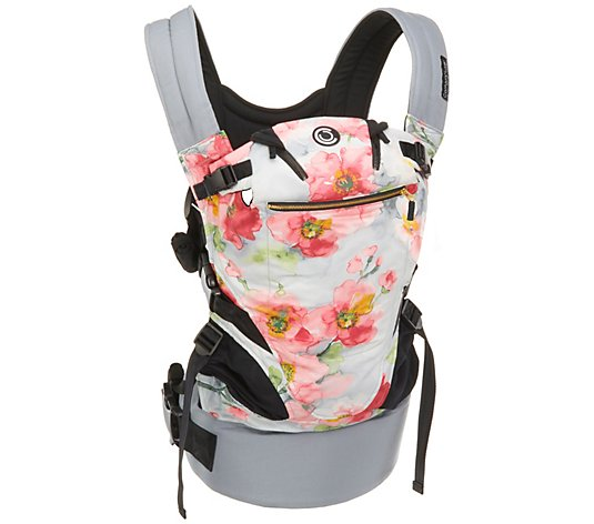 Contours Love 3-in-1 Pink Bouquet Baby Carrier