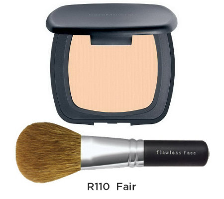 bareMinerals SPF 20 Ready Foundation and Brush