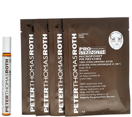 Peter Thomas Roth MicroPoint PM Patch System Eye Wrinkle Treatment
