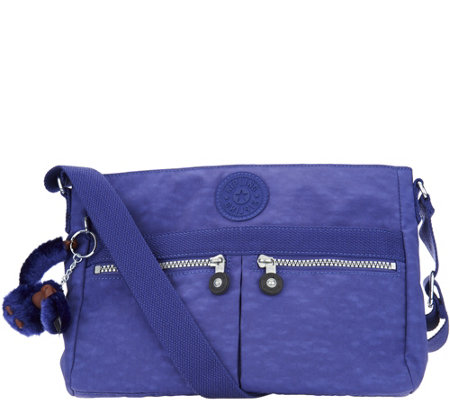 """As Is"" Kipling Nylon Crossbody Bag- Angie"
