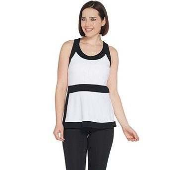 Susan Lucci Collection Color Block Tank - A308272