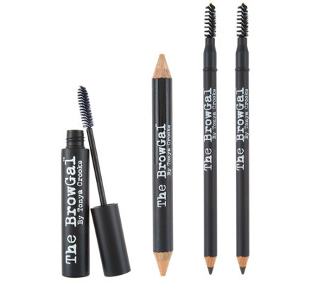The BrowGal Brow Starter Set