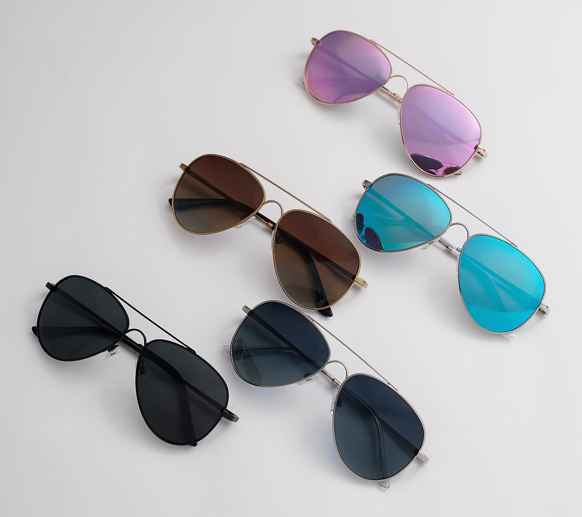 Prive Revaux The Showstopper Polarized Sunglasses Special Edition