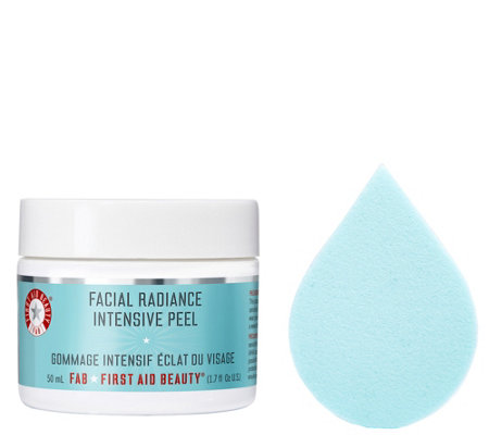 First Aid Beauty Facial Radiance Intensive Peel, 1.7 oz