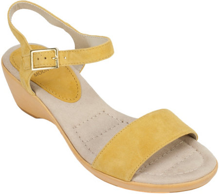 White Mountain Wedge Sandals - Corky