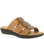 Easy Street Slide Sandals - Nori - A358572