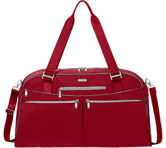 baggallini Weekender Bag with RFID Wristlet - A359572 7a6719d2a2470
