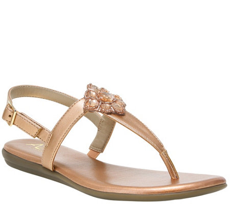 A2 by Aerosoles Thong Sandals - Chlipper