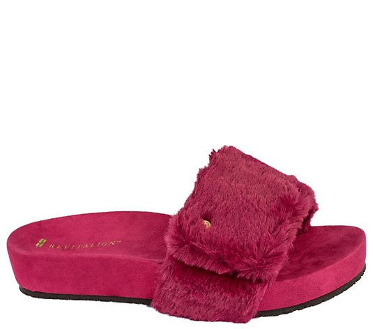 Revitalign Slip-On Slippers - Breezy