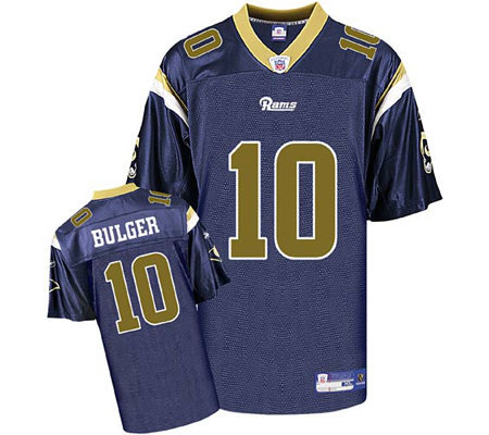 2496dcd29 NFL St. Louis Rams M. Bulger Youth Replica Teamolor Jersey — QVC.com