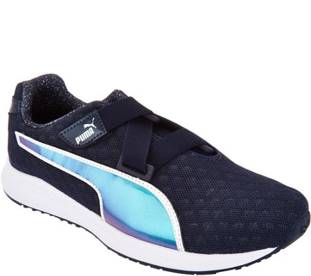 PUMA Alternate Closure Mesh Sneakers - Burst Alt Pearl