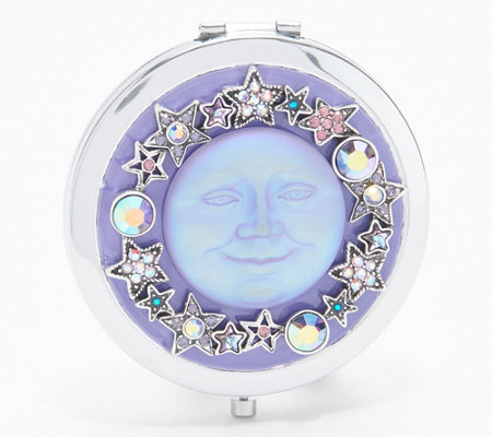 Kirks Folly Seaview Moon Magic Mirror Compact