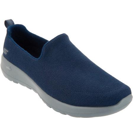 1fbe106b1cd Skechers GO Walk Joy Felt Shoes - Surreal - Page 1 — QVC.com