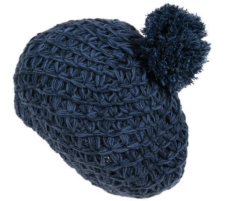 Nirvanna Designs Lamb's Wool Combo Beret