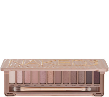 Urban Decay Naked3 Eye Shadow Palette