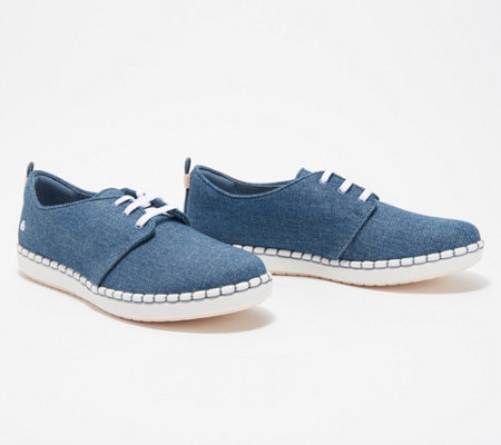 CLOUDSTEPPERS by Clarks Lace-Up Shoes- Step Glow Lace