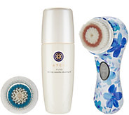 Clarisonic Mia2 Sonic Cleansing System with Brush Head & Tatcha Cleanser - A293474