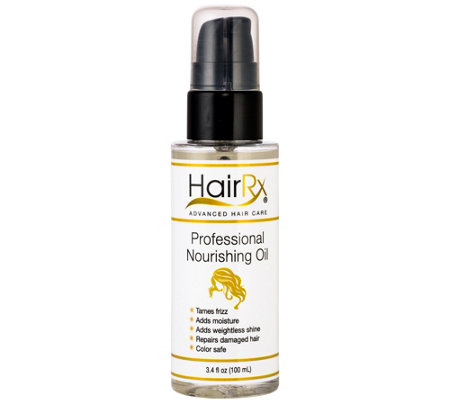 HairRx Professional Nourishing Oil