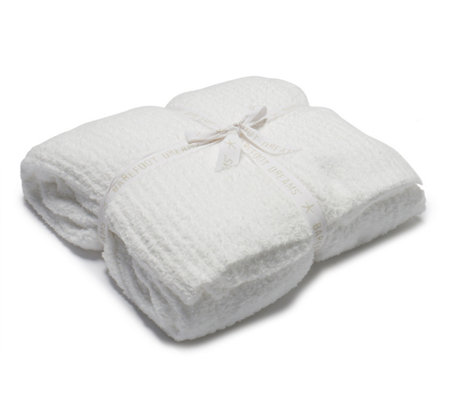 Barefoot Dreams Cozychic Ribbed Bed Blanket