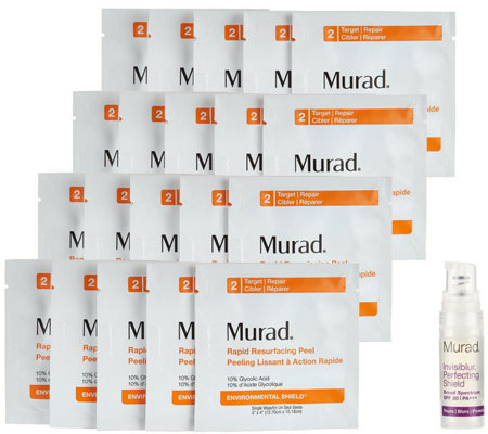 Murad Rapid Resurfacing Peel Pads