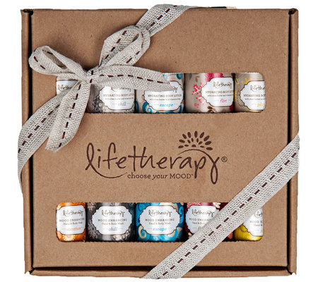 Lifetherapy Mini Body Lotion and Wash Gift Set