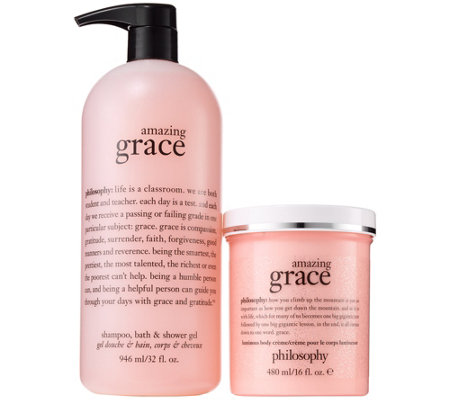 philosophy grace and love luxury shower gel Auto-Delivery