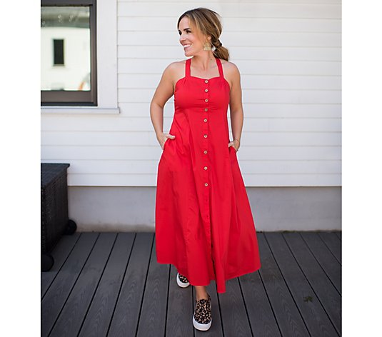 Rachel Hollis Ltd. Shirt Dress