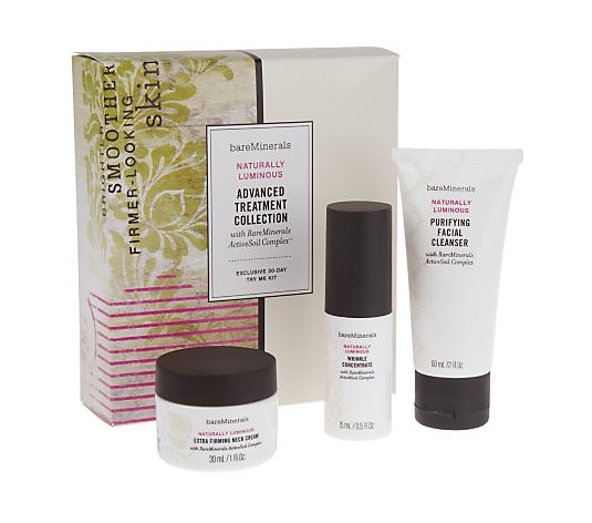bareMinerals Skincare Advanced Treatment Collection
