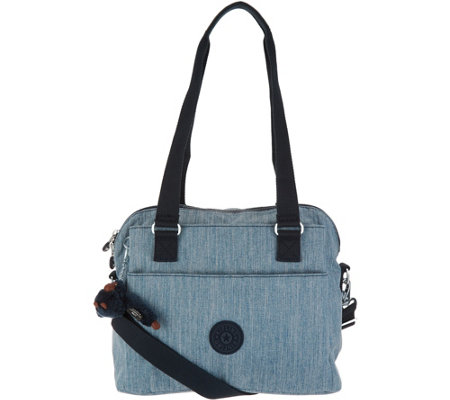 Kipling Zip Top Shoulder Bag W Crossbody Strap Felicity