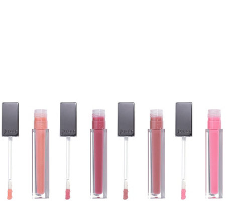 Julep So Plush Lip Gloss 4-piece Set
