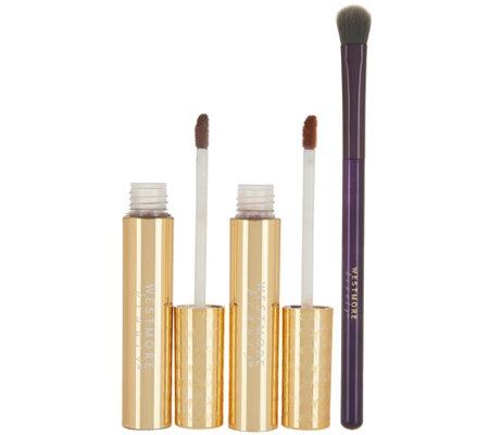 Westmore Beauty Lasting Effects Liquid Eye Drama Duo