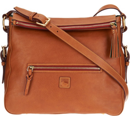 """As Is"" Dooney & Bourke Florentine Zip Sac"