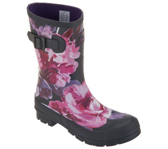 e31be0a523c9d6 Joules Mid Rain Boots - Molly Welly - A346076