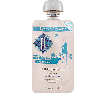 June Jacobs Mandarin Moisture Masque: On-the-Go, 1-fl oz